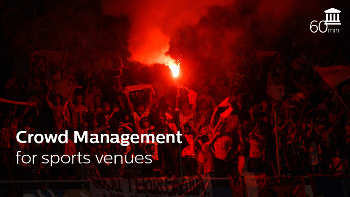 Crowd management for sports venues