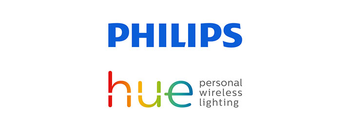 Logo da Philips Hue