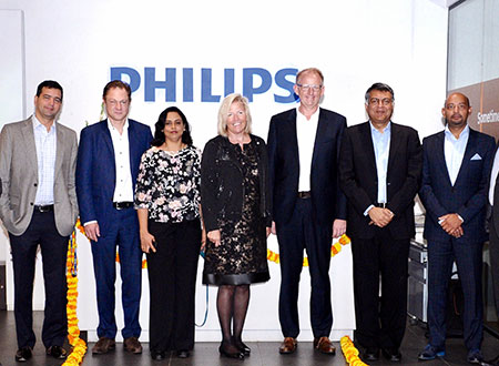 Philips Lighting opens Global Customer Remote Operations Center in Bengaluru, India